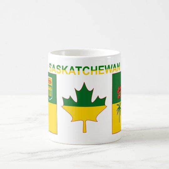 Saskatchewan Coffee Mug