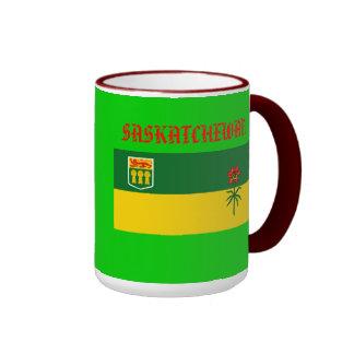 Saskatchewan* Coffee Mug