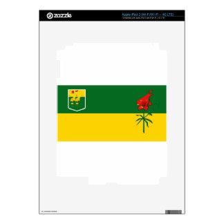 saskatchewan-Flag iPad 3 Decals