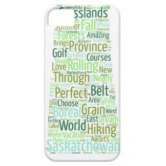Saskatchewan is in your hands iPhone SE/5/5s case