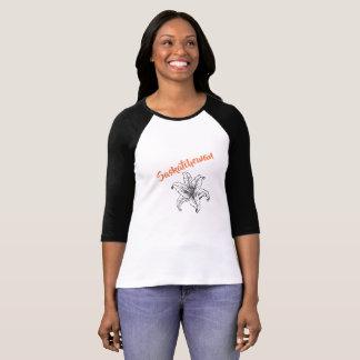 Saskatchewan Lily T-Shirt