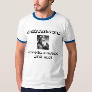 ¡Saskatchewan, no ser confundido con esto! Camisas