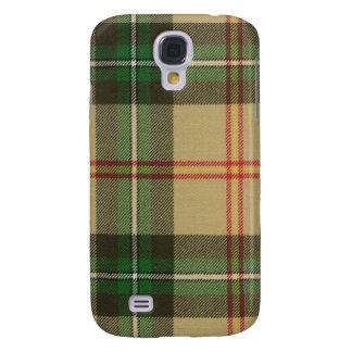 Saskatchewan Tartan iPhone 3G Case Galaxy S4 Cases