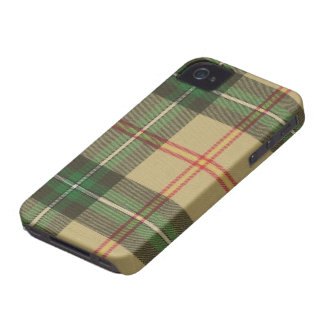 Saskatchewan Tartan iPhone 4/4s ID Case