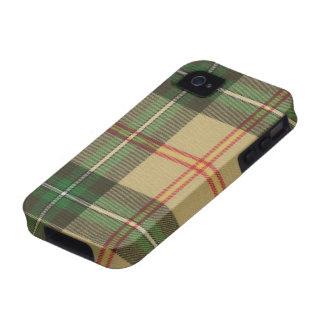 Saskatchewan Tartan iPhone 4/4s Tough Case Vibe iPhone 4 Cover