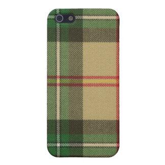 Saskatchewan Tartan iPhone 4 Case
