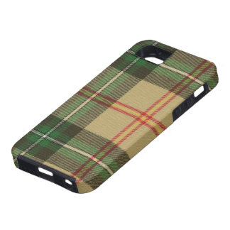Saskatchewan Tartan iPhone 5 Tough Case