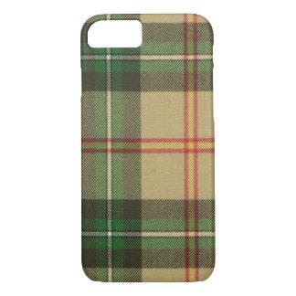 Saskatchewan Tartan iPhone 7 case ID Case