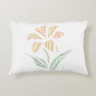 Saskatchewan tiger lily pillow