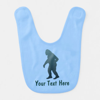 Sasquatch Baberos Para Bebé
