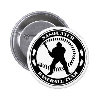 Sasquatch Baseball Team Pin