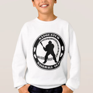 Sasquatch Baseball Team Sweatshirt