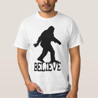 "Sasquatch ""BELIEVE"" T-shirt"