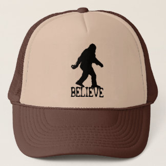 Sasquatch BELIEVE Trucker Hat