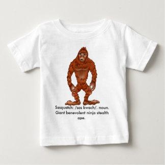 Sasquatch, bigfoot t-shirt