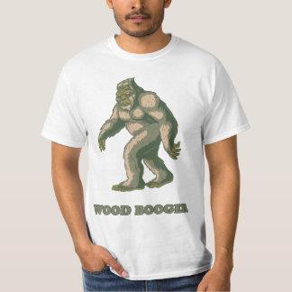 Sasquatch: Booger de madera Playera