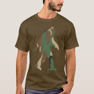 Sasquatch Camo T-shirt
