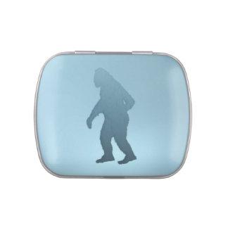Sasquatch Candy Tin
