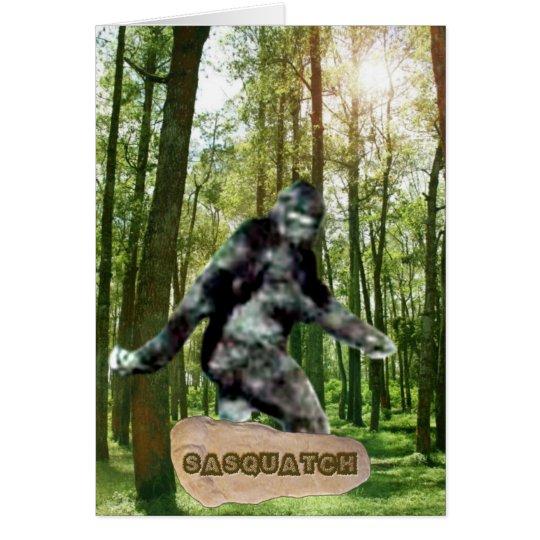 Sasquatch Cards