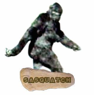 Sasquatch Cutout Magnet/Sculpture