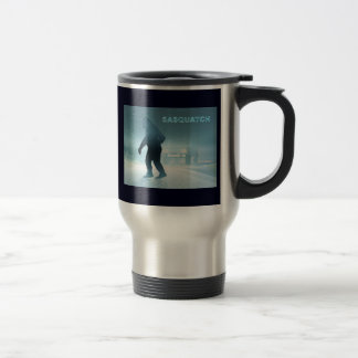 Sasquatch Encounter Travel Mug