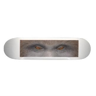 Sasquatch Eyes Skateboard