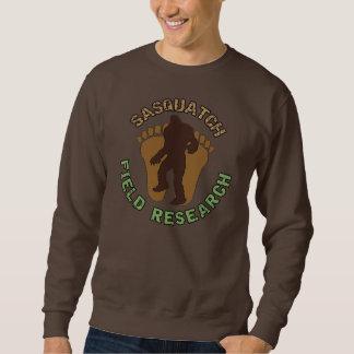 Sasquatch Field Research Sweatshirt