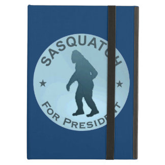 Sasquatch For President Cover For iPad Air