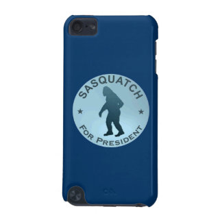 Sasquatch For President iPod Touch (5th Generation) Case