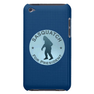 Sasquatch For President iPod Touch Case