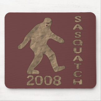 Sasquatch For President Mouse Pad