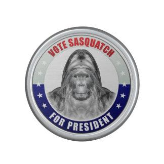 Sasquatch For President Speaker
