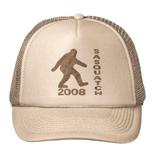 Sasquatch For President Trucker Hat