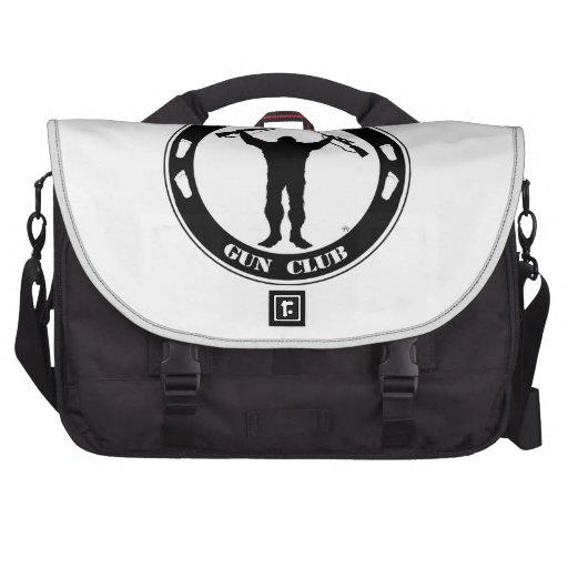 Sasquatch Gun Club Laptop Commuter Bag