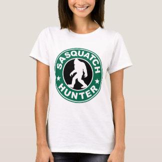 Sasquatch Hunter Logo T-Shirt