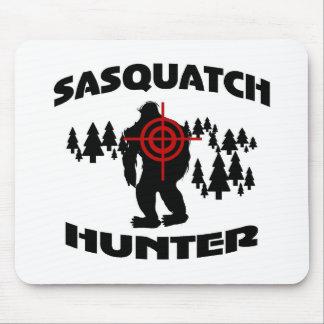 Sasquatch Hunter Mouse Pad