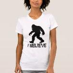Sasquatch- I cree Camiseta