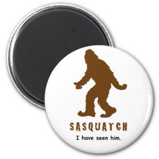 Sasquatch - I have seen him Magnet