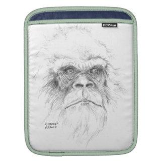 Sasquatch I-pad sleeve iPad Sleeve