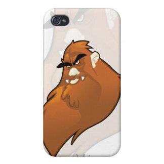 Sasquatch iPhone 4 Case