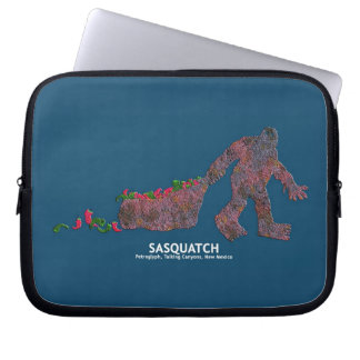 Sasquatch Laptop Sleeve