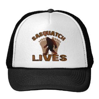 Sasquatch Lives Trucker Hat