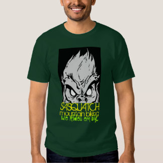 Sasquatch mb t shirts