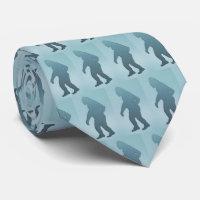 Sasquatch Neck Tie