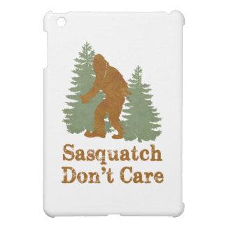 Sasquatch no cuida