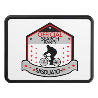 Sasquatch Official Search Party Tow Hitch Cover