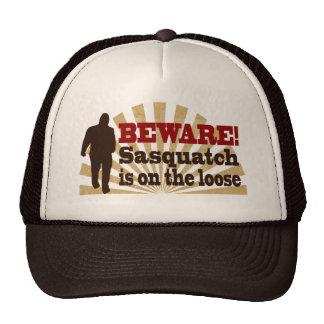 Sasquatch on the Loose Trucker Hat