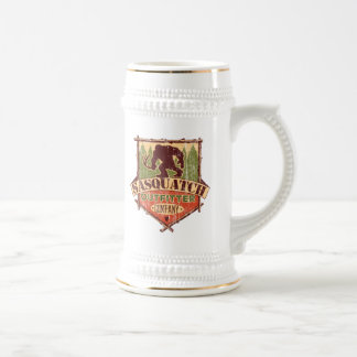 Sasquatch Outfitter Company Beer Stein