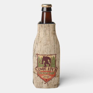 Sasquatch Outfitter Company Drink Coozie