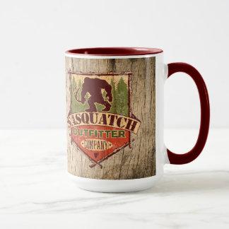 Sasquatch Outfitter Company Mug